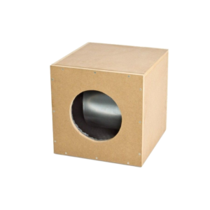 Caja Madera Extractor