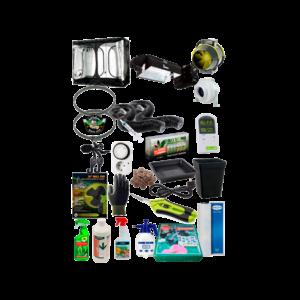 Kit armario de cultivo 300x300x200