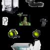 Solarmax luminaria mini kit
