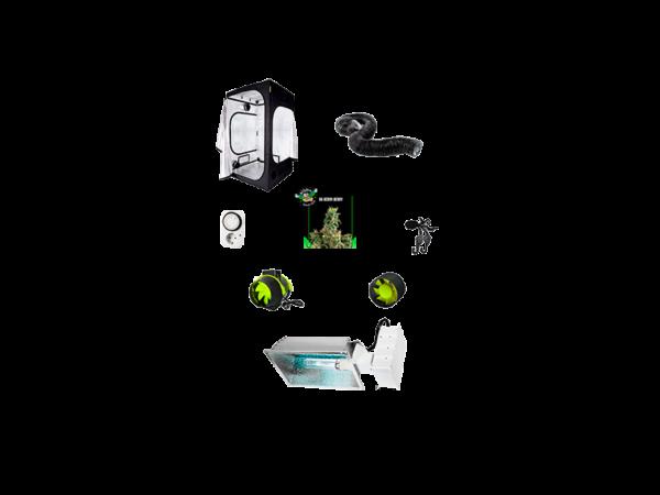 Luminaria solarmax mini kit