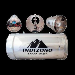 ozonificador indizono ozono
