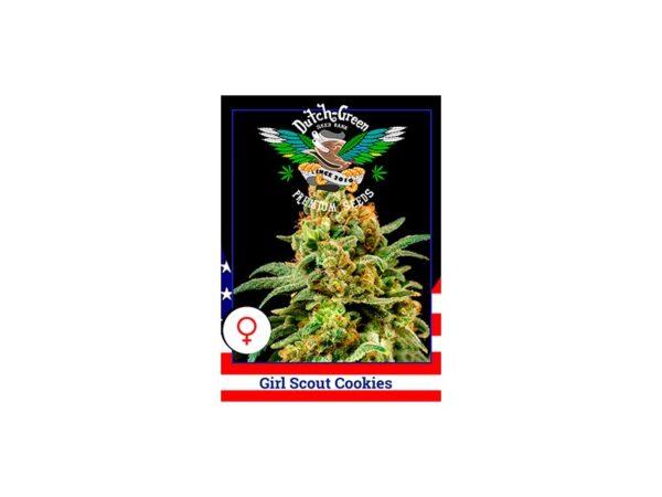 DG Girl Scout Cookies