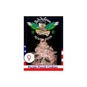 DG Purple Punch Cookies